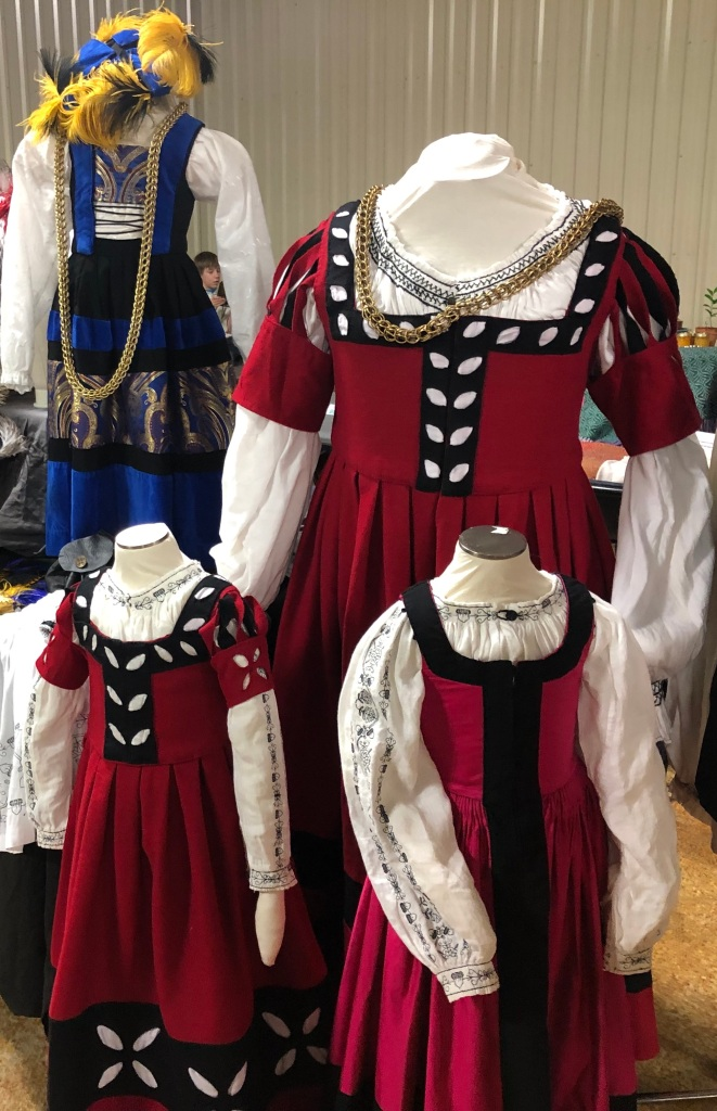 LPT 2019 dresses